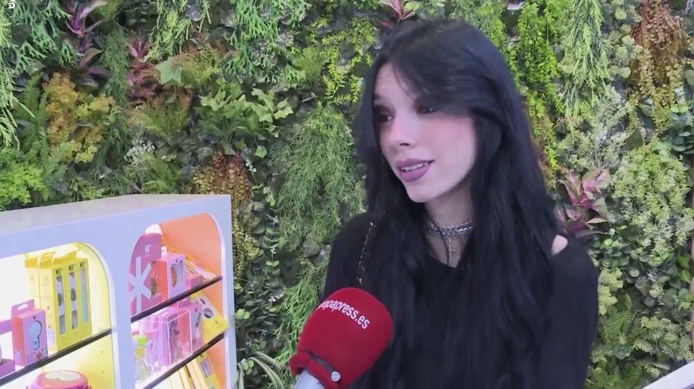 Foto: Alejandra Rubio, la hija de Terelu campos. (Mediaset)