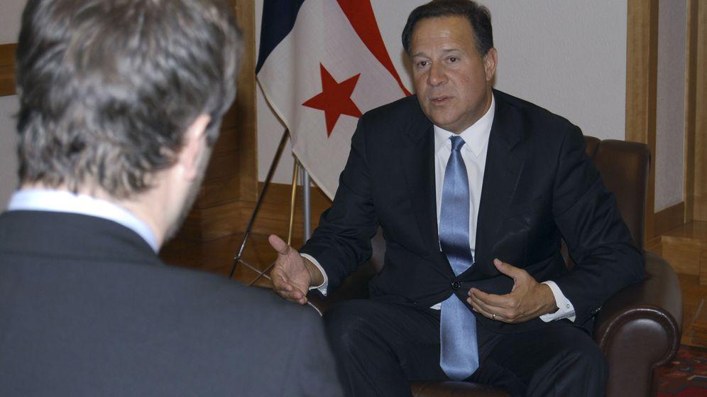 Foto: Juan Carlos Varela, presidente de Panamá (efe).
