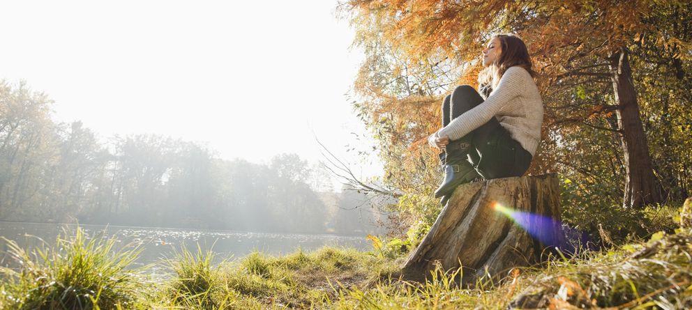 Foto: El sosiego es la mejor herramienta para alcanzar la claridad mental que conduce al éxito. (Corbis)