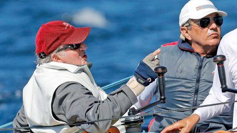 Hablan los íntimos de don Juan Carlos en Sanxenxo: Si viniese, sería el 20 o 21 de marzo
