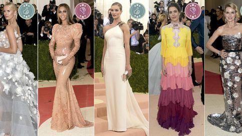 Las mejor y peor vestidas de la Gala MET 2016