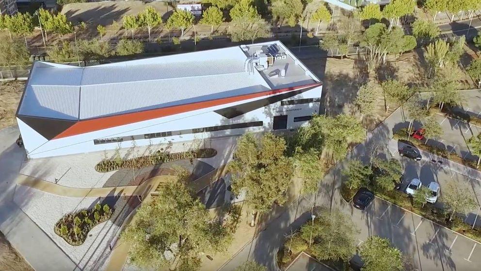 El rector de la URJC 'burló' la ley para ceder un hangar a dedo a una empresa