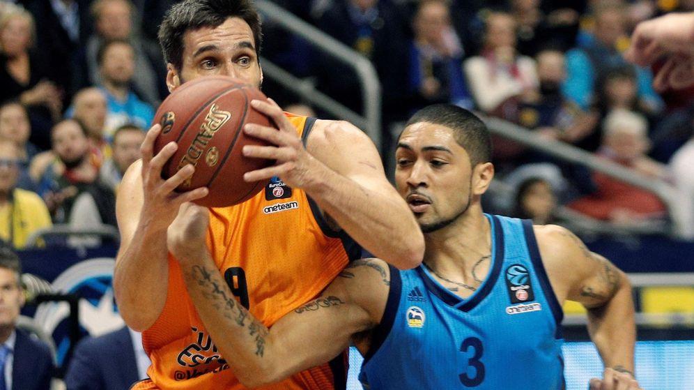 Foto: El Valencia Basket perdió este viernes ante el ALBA Berlín el segundo partido de la final de la Eurocup. (EFE)