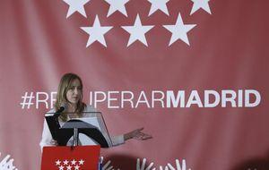 Ultimátum de IU a Tania Sánchez: Debe reconocer a la ejecutiva