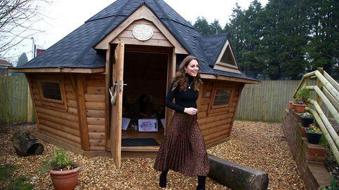 Faldas plisadas: un básico que une los armarios de Letizia, Kate Middleton y Lady Di