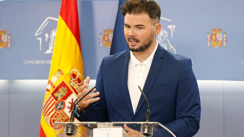 ERC rompe con el PSOE en memoria democrática y pide vetar la ley en el Congreso