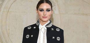 Post de Olivia Palermo ha cambiado de look y solo lleva smokey eyes