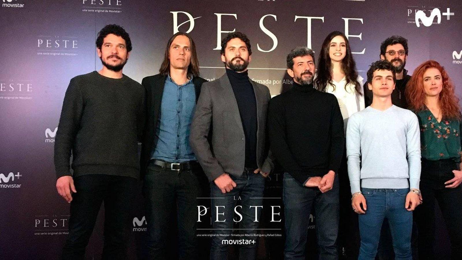 Paco León encabeza el reparto de La peste en Movistar+. Noticias de Series TV