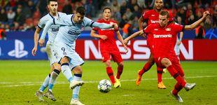Post de El fallo de Morata y el horror del Atlético de Madrid en Leverkusen