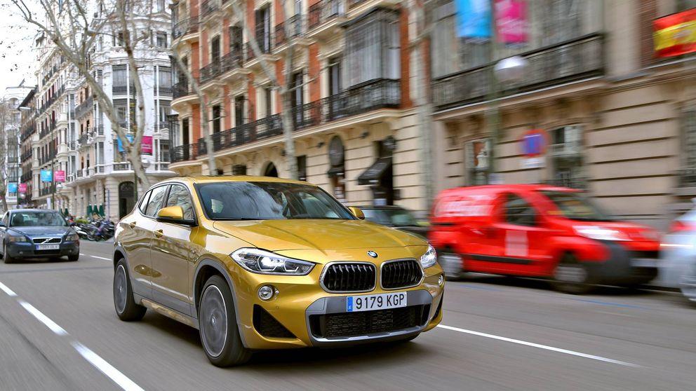 Nuevo X2, el todocamino más dinámico de BMW