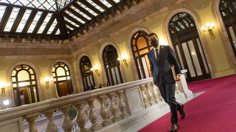 Aragonès, investido 'president' con agenda soberanista y con la amenaza de la CUP