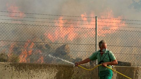 El incendio de Ávila, estabilizado tras calcinar 12.000 hectáreas