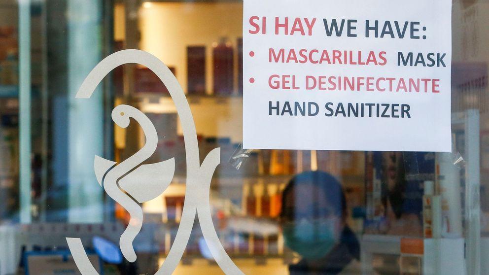 Geles desinfectantes, antisépticos y mascarillas: cambia el precio máximo fijado por el Gobierno