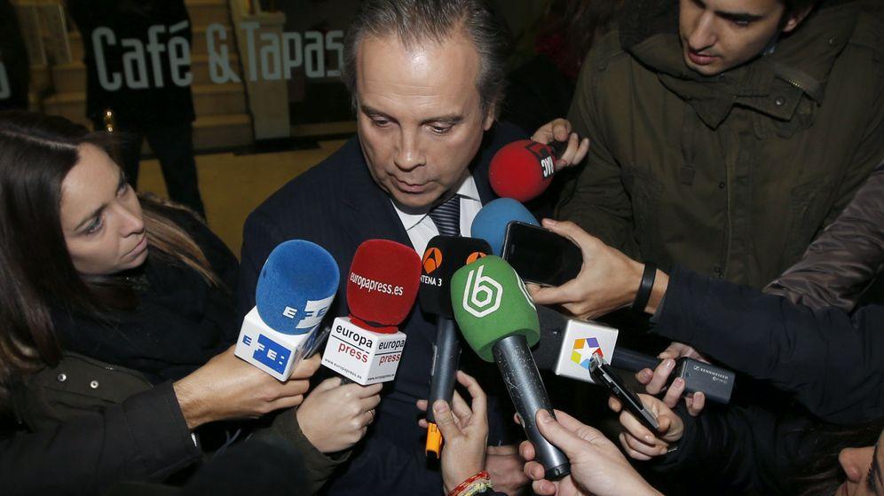 Foto: El concejal del Ayuntamiento de Madrid Antonio Miguel Carmona. (EFE)