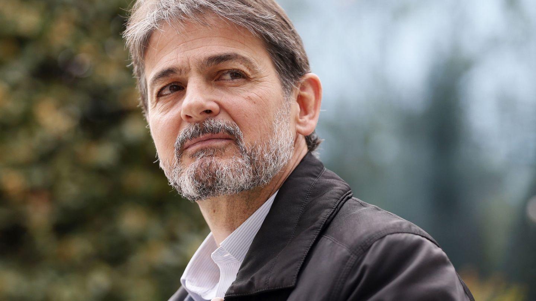 El exdiputado de CiU Oriol Pujol, a la salida de la Audiencia Nacional. (EFE)