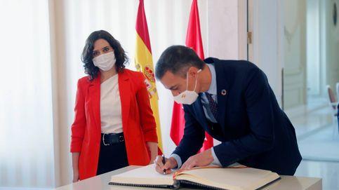 Última hora coronavirus | Sánchez y Ayuso se reúnen para doblegar la curva en Madrid