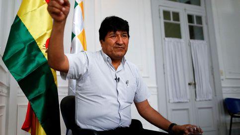 Interpol rechaza la orden de captura contra Morales porque la sedición es delito político