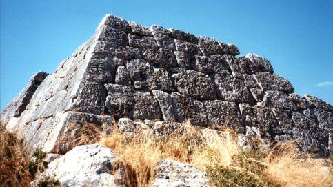 Hellinikon, así es la única (y extraña) pirámide hallada en la antigua Grecia