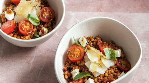 Pon legumbres a tus ensaladas: siete recetas veraniegas con judías, garbanzos y lentejas