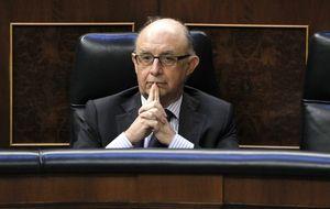 Montoro, Rosa Díez y Mayor Oreja tienen el fondo de pensión
