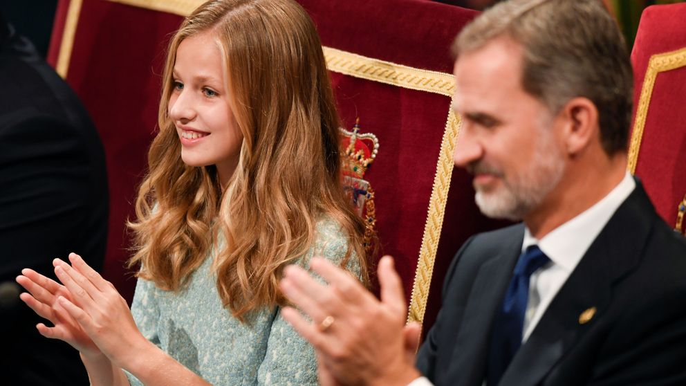 Así ha sido el discurso de Leonor en los Premios Princesa de Asturias 2019