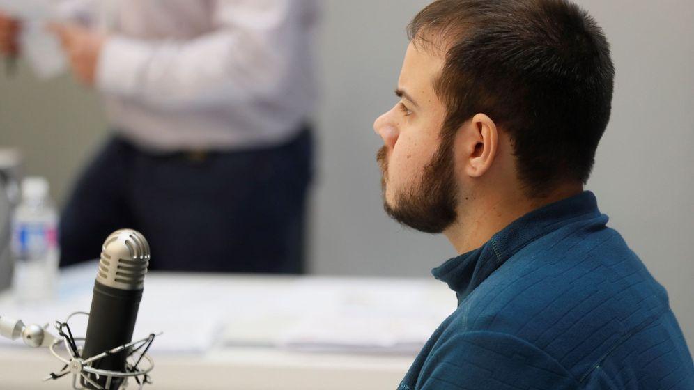 Foto: La Audiencia Nacional juzga hoy de nuevo al rapero Pablo Hasel, al que ya condenó a 2 años de cárcel por enaltecer el terrorismo. (EFE)