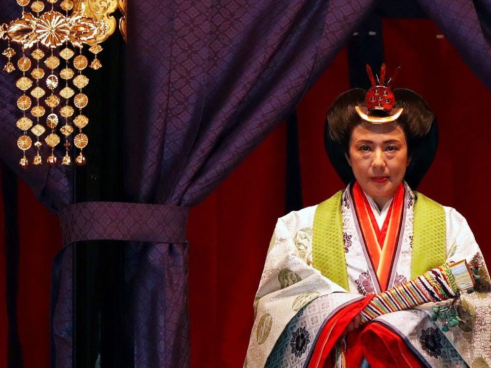 Foto: La emperatriz Masako. (Reuters)