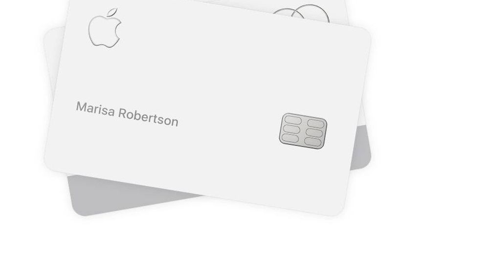 Foto: Apple Card (Apple)