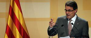 Foto: Mas da por comunicada a Rajoy la petición de celebrar una consulta catalana