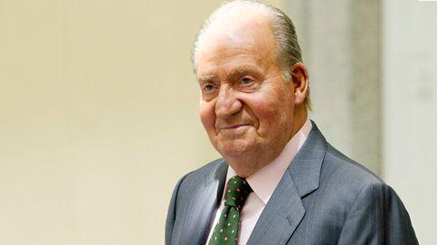 Nueva caída del rey Juan Carlos: fue al salir de su coche y quedó en un susto
