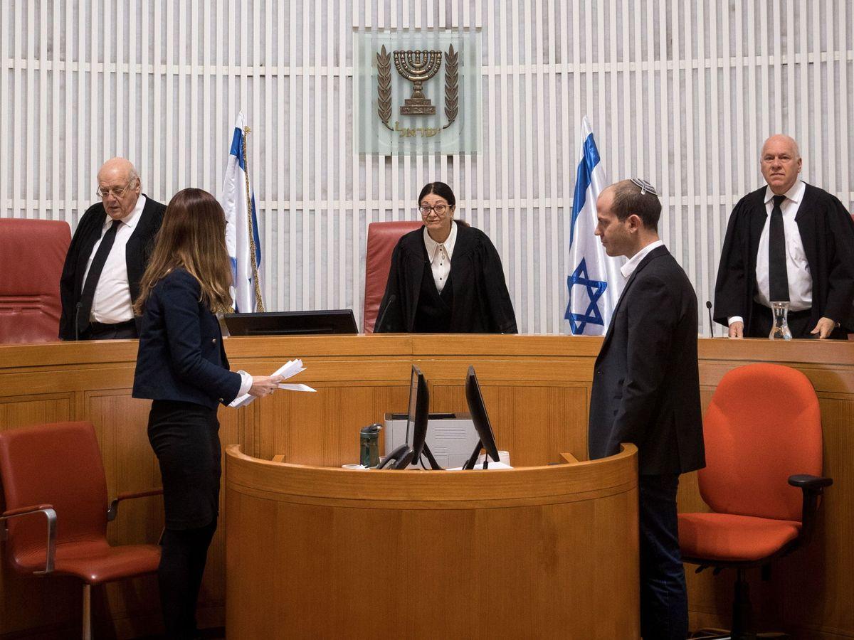 Foto: La presidenta del TS de Israel, Esther Hayut. (EFE)