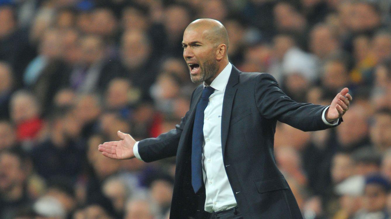 Zidane acaba con los dibujos animados y perturba a Florentino