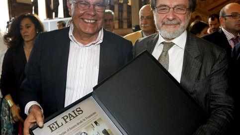 Pablo Iglesias define El País como baluarte del régimen... en las páginas de El País
