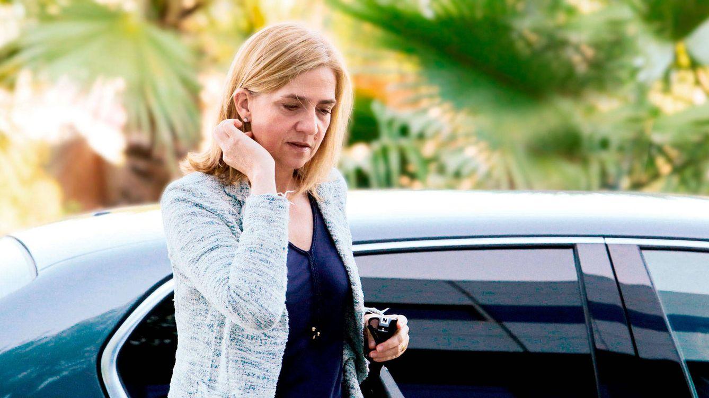 Cambio de despacho: la infanta Cristina, afectada por la renovación en La Caixa