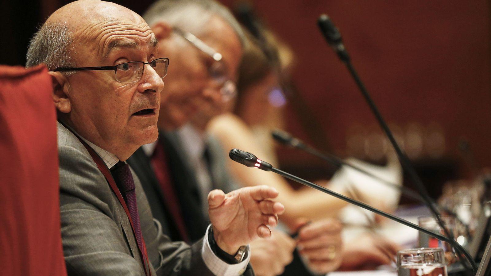 """Foto: El nuevo director de Antifraude en Cataluña garantiza """"transparencia e imparcialidad"""" (Efe)."""