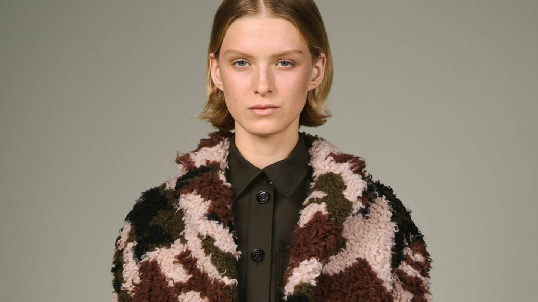 Abrigo de la nueva colección de Zara (169 euros).
