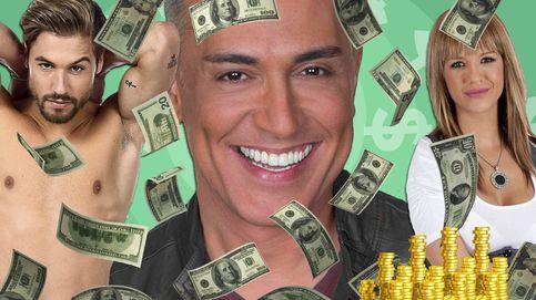 Del reality al lujo: 9 rostros que amasaron una gran fortuna gracias a la TV