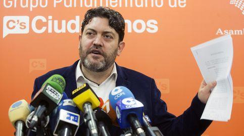 Ciudadanos bloquea la elección en Murcia del relevo de Sánchez