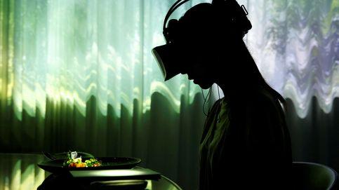 Luces, gafas y minimalismo: así se engaña a tu cerebro mezclando comida y tecnología