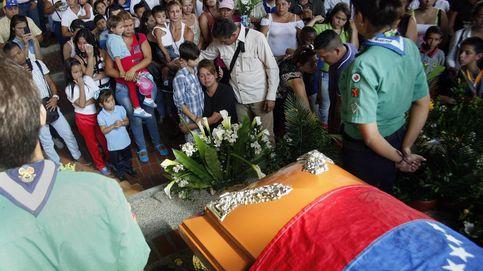 Venezuela despide al joven de 14 años asesinado entre protestas