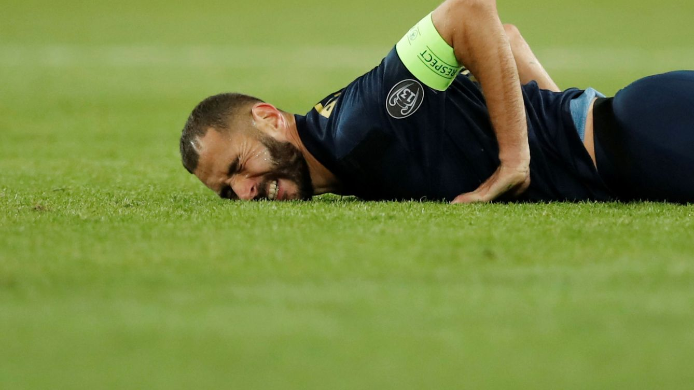 Foto: Karim Benzema. (Reuters)