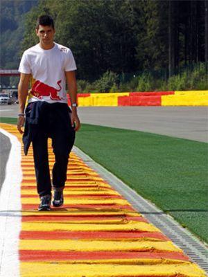 El nuevo patrocinio de Cepsa a Toro Rosso no asegura la continuidad de Alguersuari