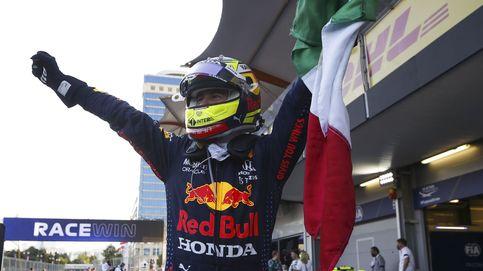 Checo Pérez, el piloto que polariza en México tanto como Fernando Alonso en España