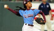 Noticia de Mo'ne Davis, la niña de 13 años que impresionó a EEUU jugando al béisbol