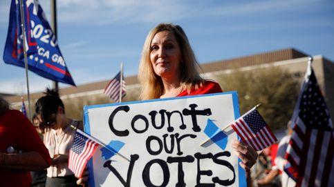 ¿'Too close to call', o demócrata? Qué pasa con los resultados de Arizona
