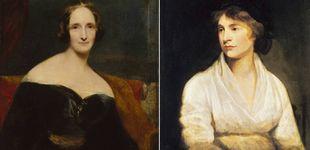 Post de Shelley y Wollstonecraft: las vidas increíbles de la abuela y la madre de 'Frankestein'