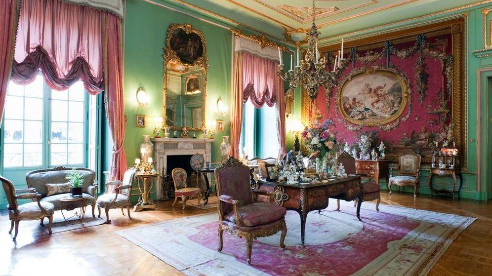 Foto: Interior del palacio de Liria. (Cortesía)