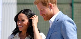 Post de Meghan y Harry 'on court': primera aparición (juntos y felices) tras anunciar la demanda
