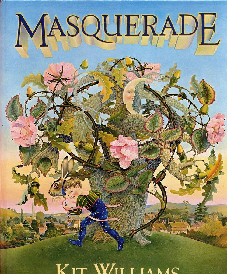 Masquerade, el libro que volvió loco a Reino Unido buscando un tesoro oculto