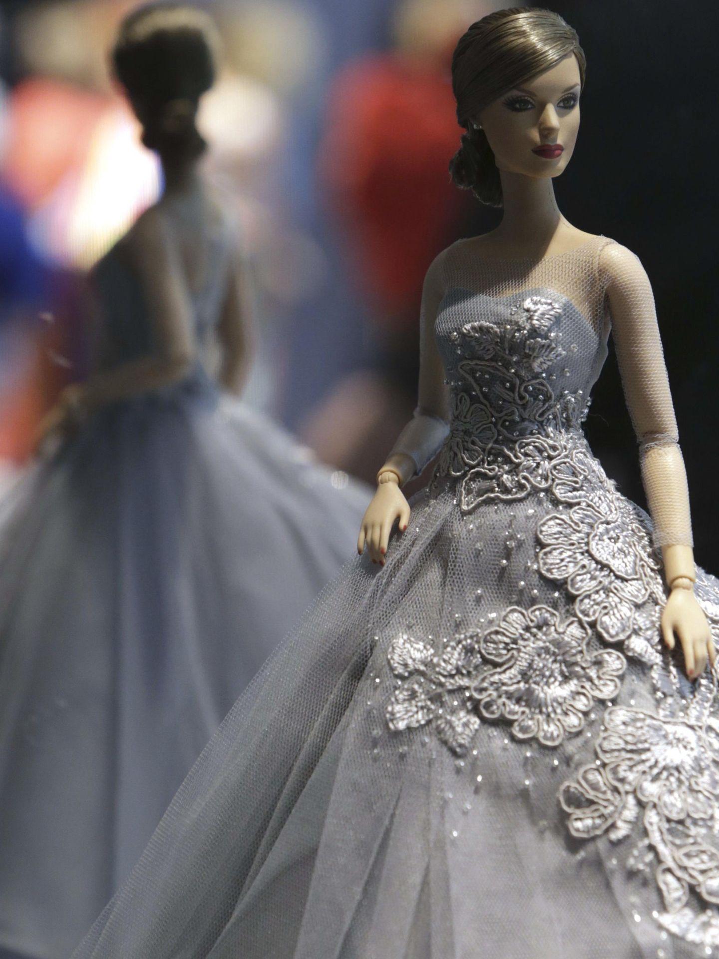 Muñeca Barbie, réplica de Letizia. (EFE)